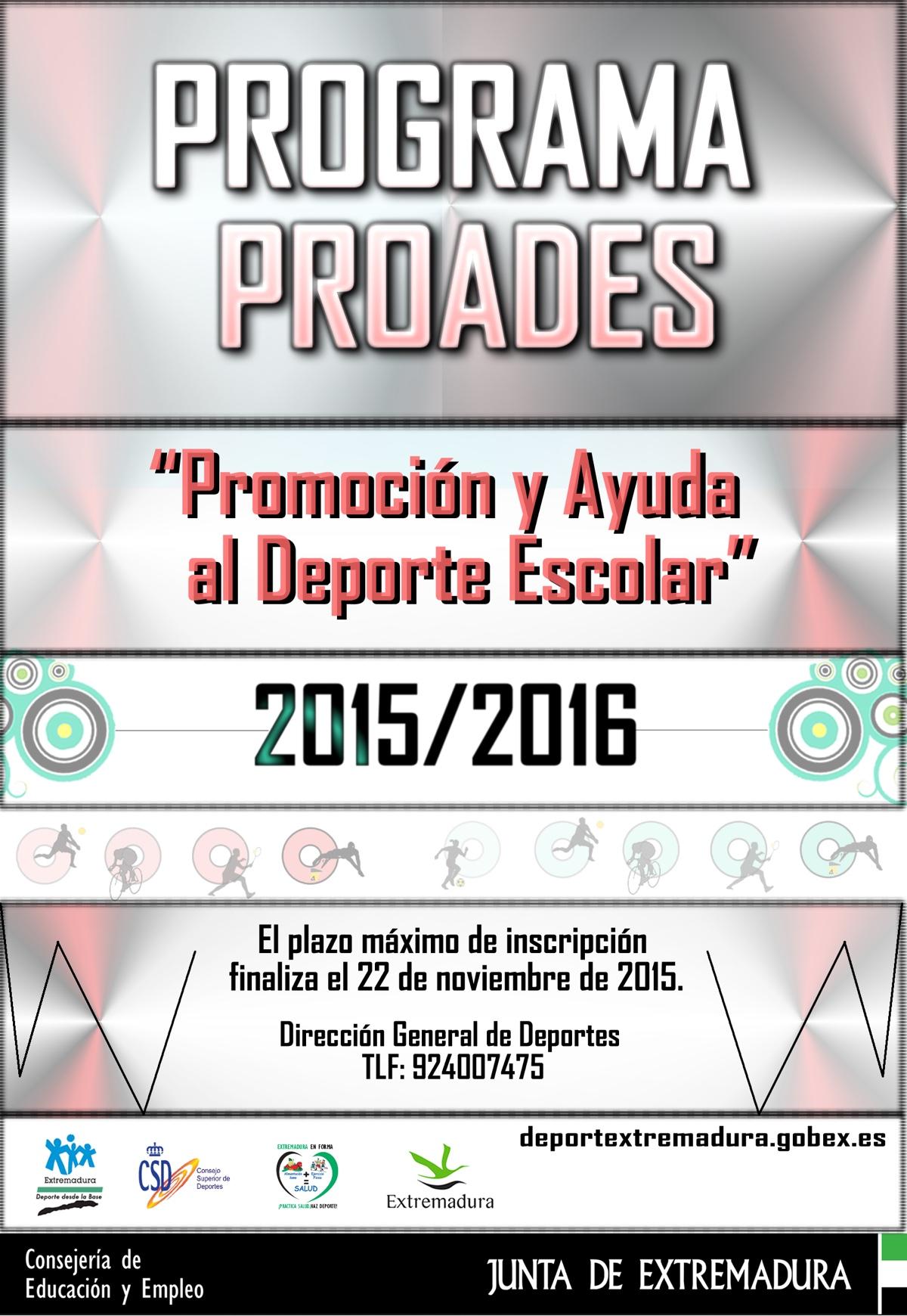 Proades 2016
