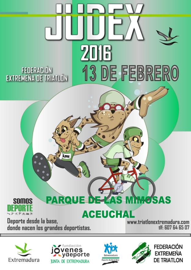 2ª Jornada Judex de Triatlón 2016