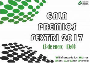 Cartel Gala Fextri 2017