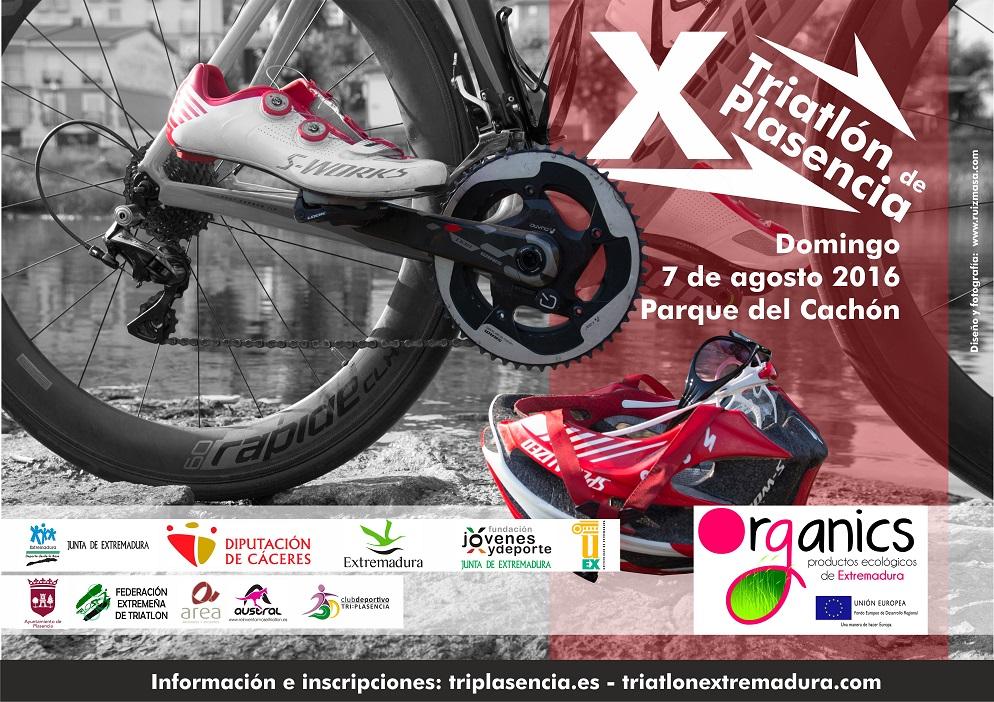 Cartel_X_Triatlón_de_Plasencia.