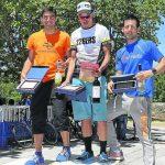 Diego Paredes, vence en el II Half Ironman de Salamanca