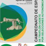 Campeonato de España de Triatlón en Edad Escolar 2016