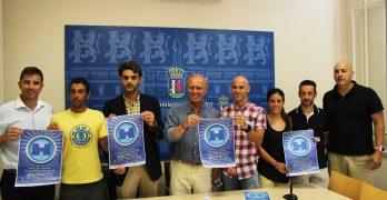 El Campeonato Ibérico de triatlón llega a Badajoz para quedarse.