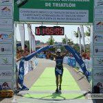 Badajoz disfruta de su triatlón más internacional y multitudinario