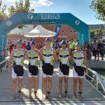 Puesto doce para la selección extremeña de triatlón en los Ctos de España por CCAA.