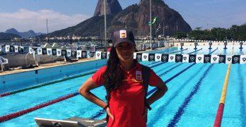 Llega el sueño olímpico para Miriam Casillas