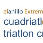 El Anillo se prepara para recibir la Copa de España Trangoworld de Triatlón Cros y el Campeonato de España de Cuadriatlón.
