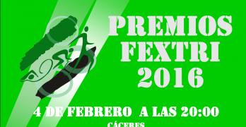La Federación Extremeña de Triatlón premiará a los mejores de la Temporada 2016