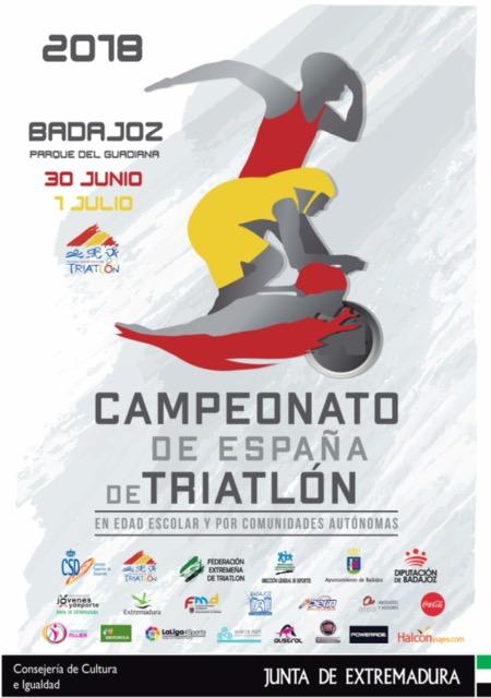 Campeonato de España de Triatlón Escolar y por Autonomías