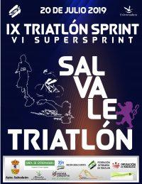 IX Triatlon de Salvaleón