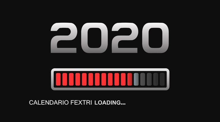 Calendario Fextri 2020