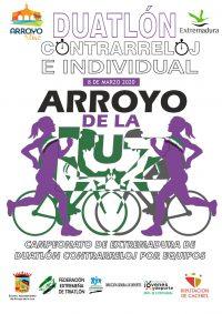 Duatlón Contrarreloj por Equipos e Individual Arroyo de la Luz
