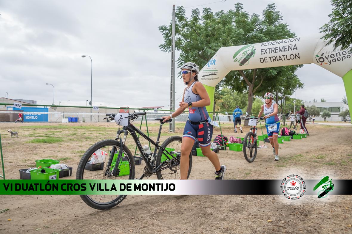 Fotos VI Duatlón Villa de Montijo