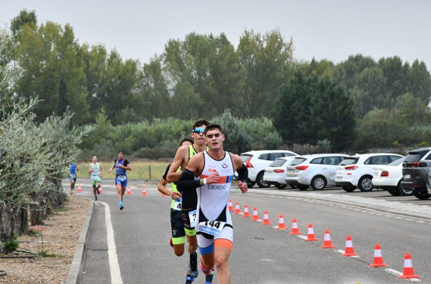 Sergio Moreno Campeonato de España de Duatlón