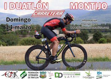 Duatlón Carretera Montijo – Cto de Extremadura de Duatlón Cadetes-Juvenil 2021