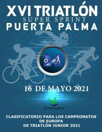 XVI Triatlón Puerta Palma de Badajoz