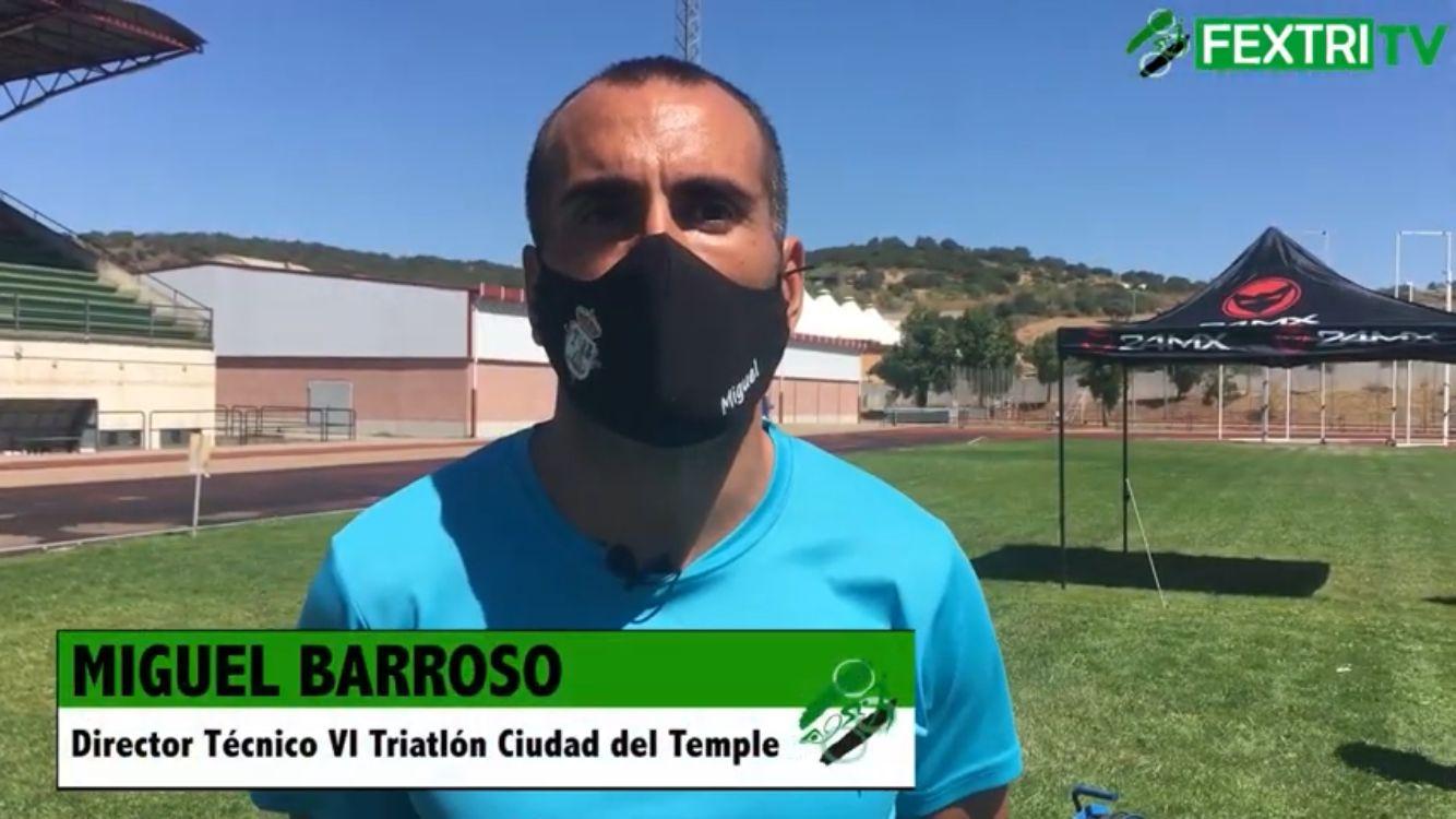 Triatlón Jerez Miguel Barroso
