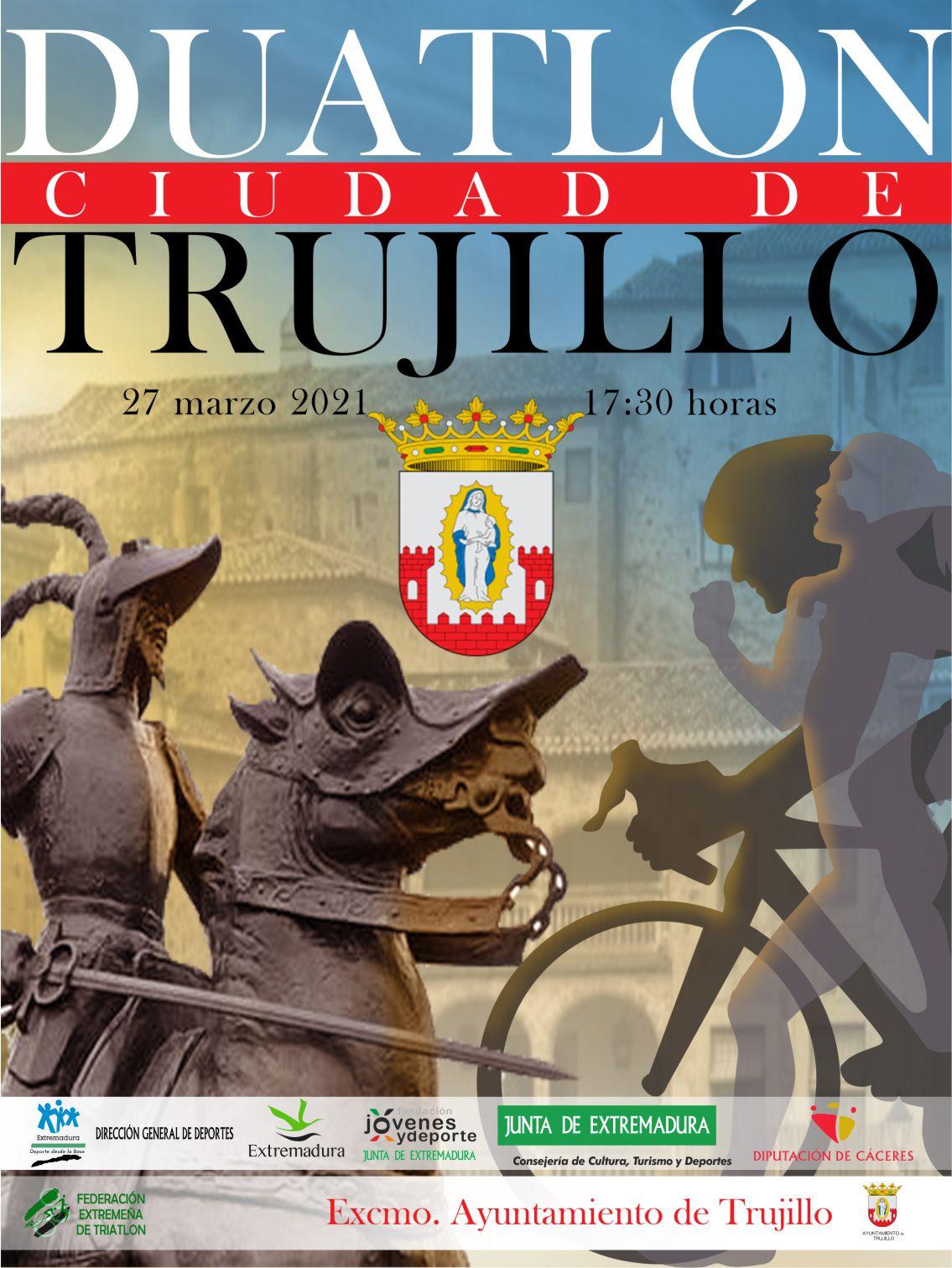 I Duatlón Ciudad de Trujillo
