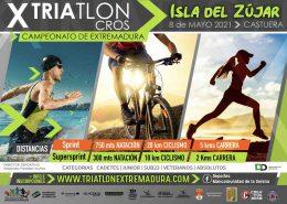 X Triatlón Cros Isla del Zujar – Cto de Extremadura de Triatlón Cros 2021