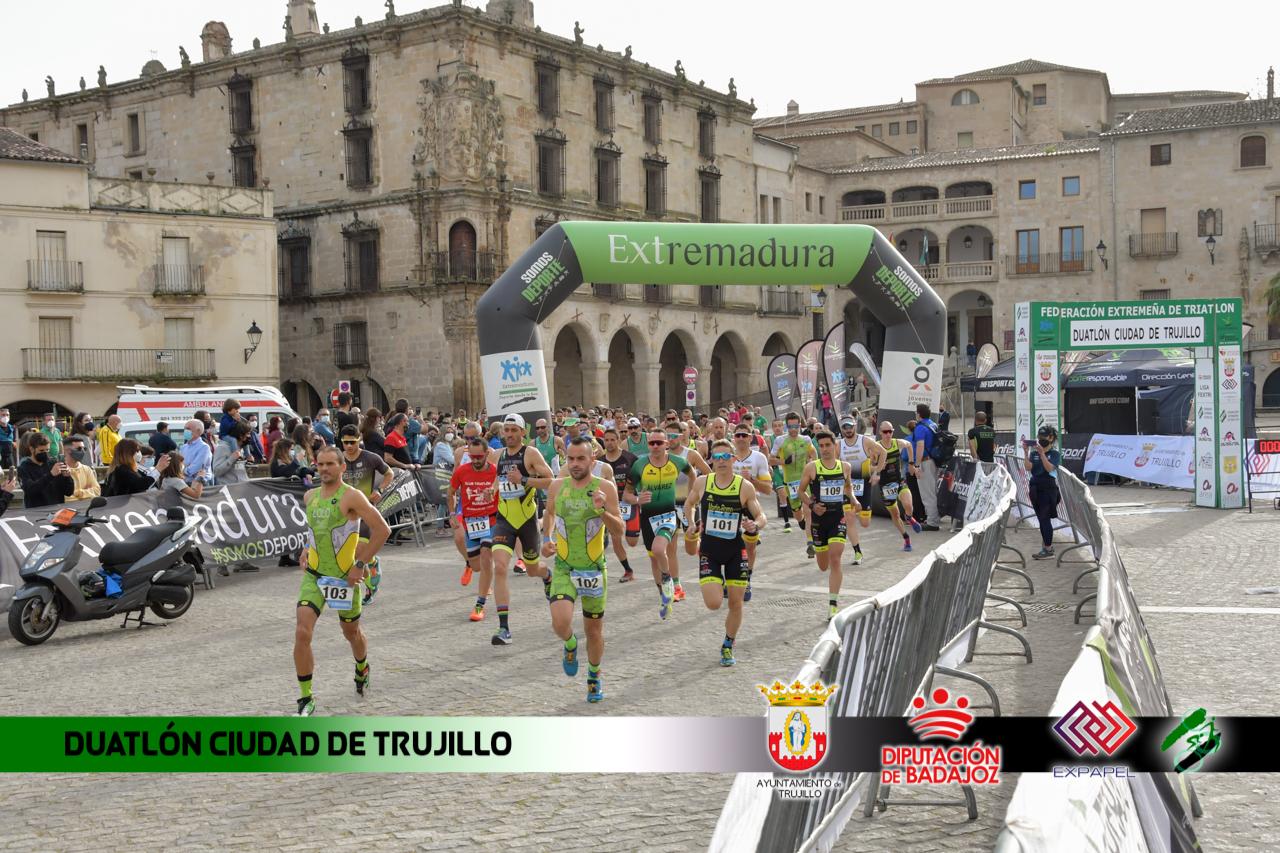 Fotos I Duatlón Ciudad de Trujillo
