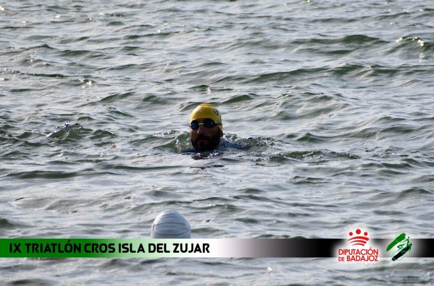IX Triatlón Cros Isla del Zújar