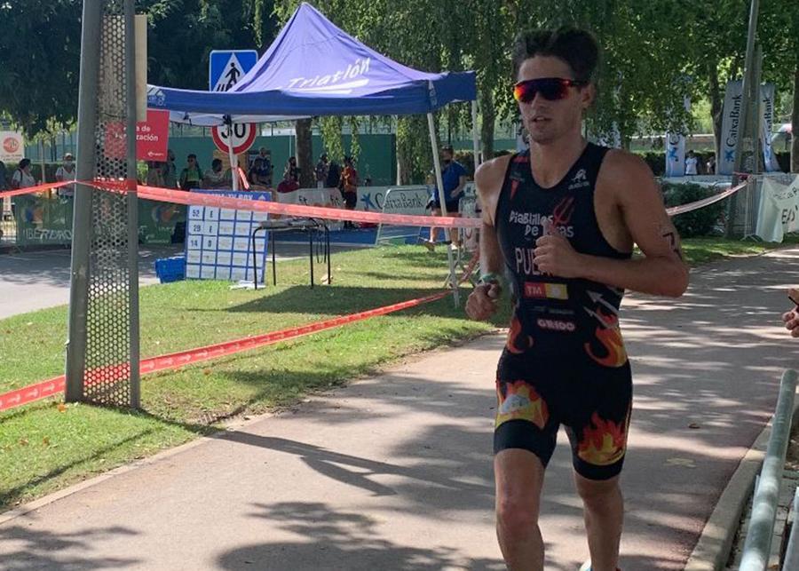 David Puertas Campeonato de España de Triatlón Olímpico