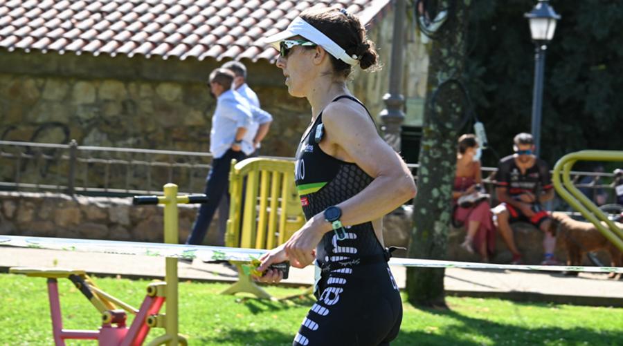 Sonia Bejarano XIV Triatlón Olímpico Ciudad de Plasencia